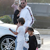 MPNAIJA GIST:Scott Disick takes his kids and North West to upscale sushi lunch at Nobu