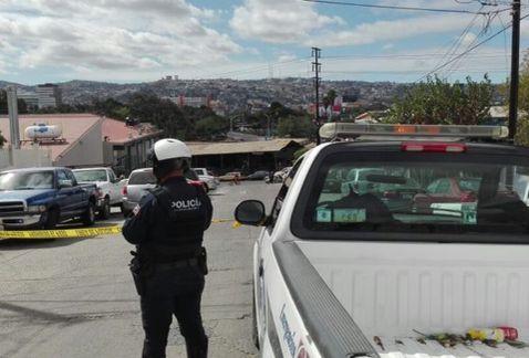 Resultado de imagen para muerte en calle 4a. del centro de Tijuana