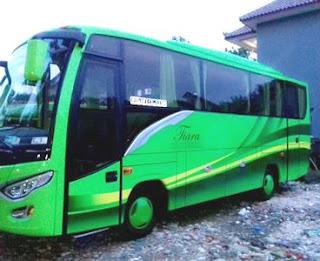 Rental Medium Bus Di Depok, Rental Bus Medium Depok