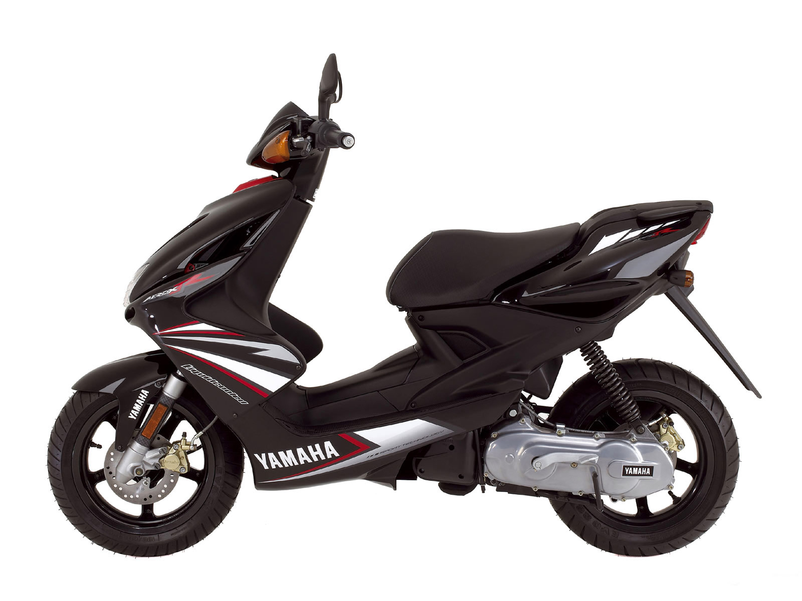 2007 yamaha aerox r scooter pictures specifications. Black Bedroom Furniture Sets. Home Design Ideas
