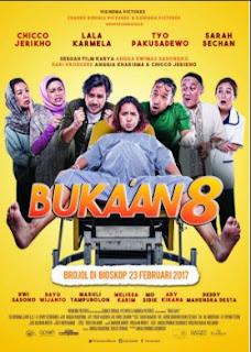 Film Bukaan 8 (2017)