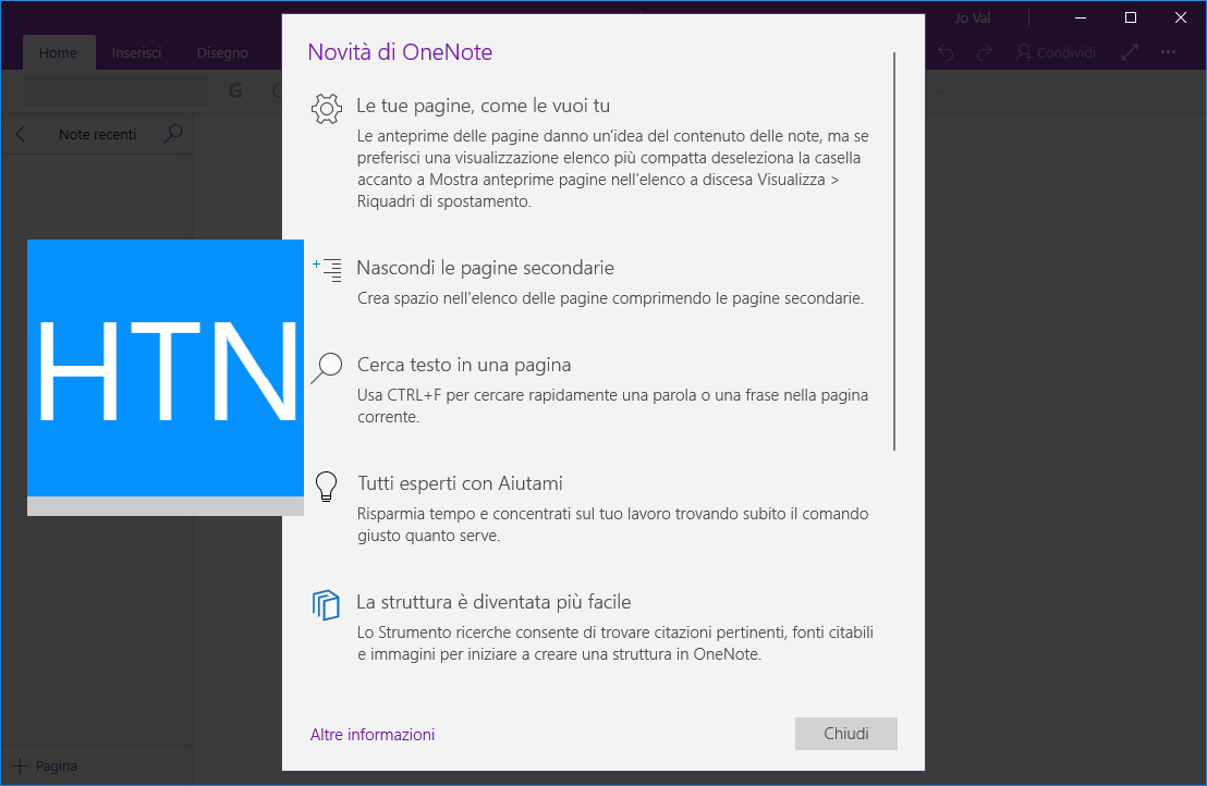 OneNote-aggiornamento-windows-10