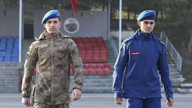 jandarma yeni uniforma