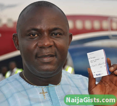 nigerian politician arrested in baltimore maryland usa