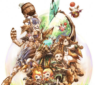 Final Fantasy – Crystal Chronicles (Game Cube)