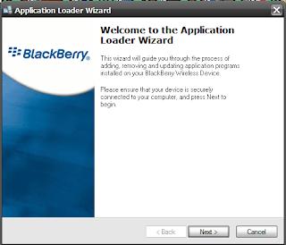 cara instal ulang / flash hp blackberry smartphone di pc terlengkap