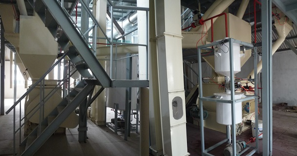 Feed Mill Spare Parts Manufacturer