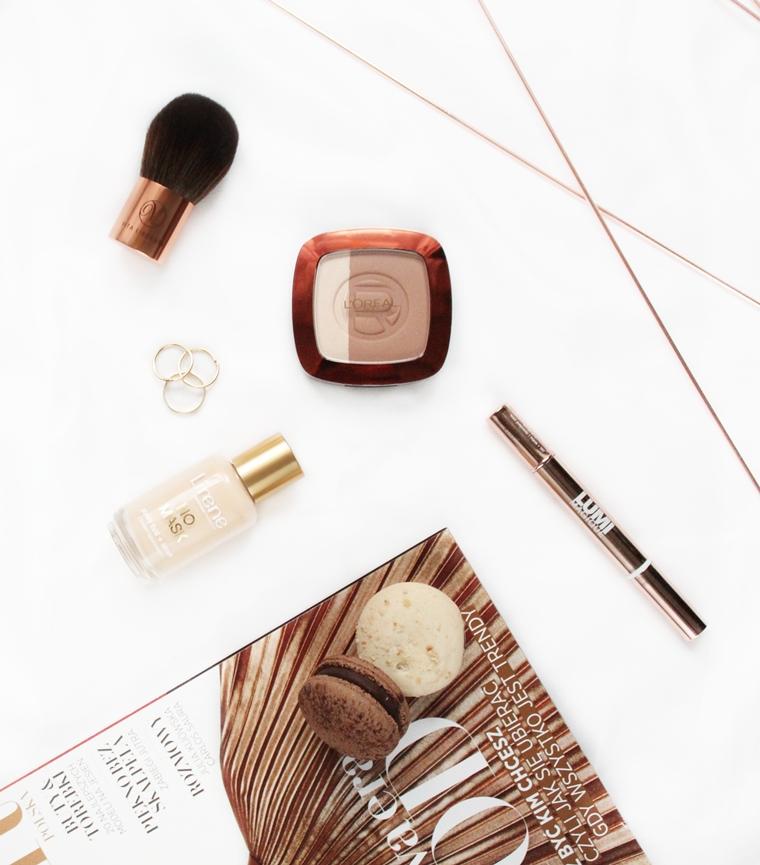 5 ciekawych nowości do makijażu w mojej kosmetyczce: Lirene No Mask Podkład do twarzy