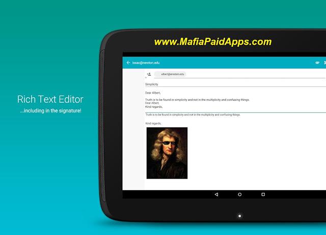 Aqua Mail email app Pro Apk MafiaPaidApps