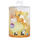 My Little Pony Mane Pony Singles Applejack Brushable Pony