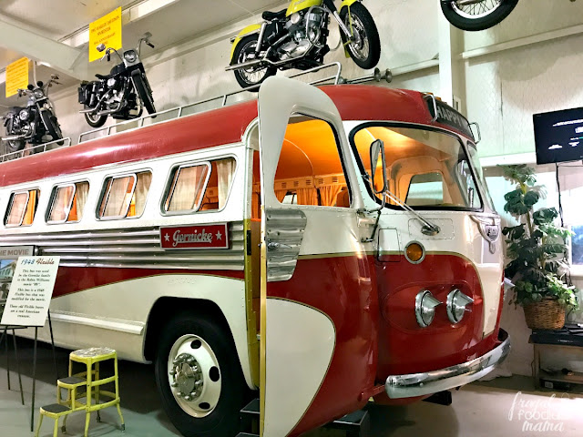 After collecting & restoring vintage RV's for over 25 years, Jack Sisemore & his son Trent decided to build their very own museum in Amarillo, Texas to house their massive collection of campers, recreational vehicles, classic cars, & motorcycles.