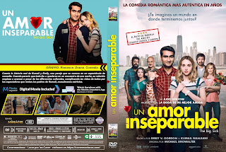CARATULA UN AMOR INSEPARABLE - THE BIG SICK - 2017