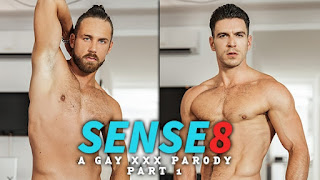 Sense 8 : A Gay XXX Parody Part 1