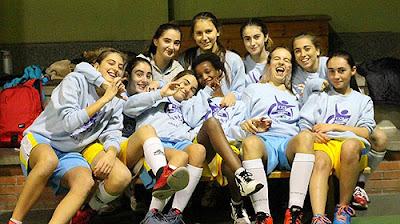 Baloncesto Aranjuez - Villa de Aranjuez CB