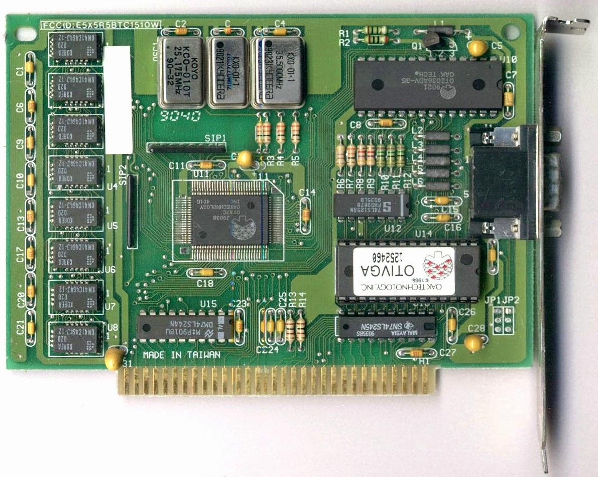 Perangkat Keras VGA Card
