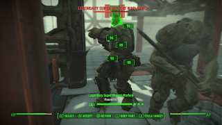 fallout 4 vats targeting system
