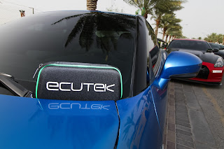 Al Anabi installs EcuTek in GTR