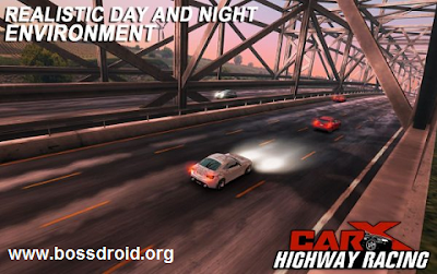 Download Game CarX Highway Racing Mod Full Apk Data Android