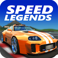 Speed Legends Open World Racing & Car Driving v1.1 (Mod Apk Money)