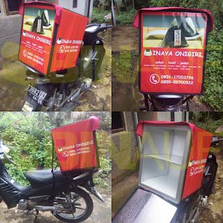 Tas delivery box makanan Surabaya inaya