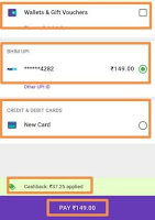 how to get recharge from flipkart