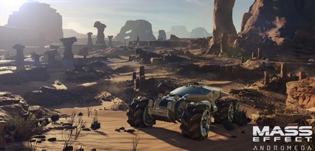 Mass Effect Andromeda E3 2015 Announce Trailer