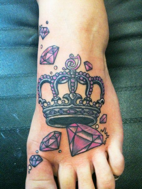 Perfect Crown Tattoos