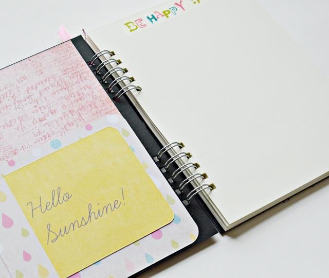 notes dla dziewczynki