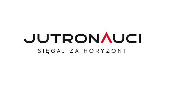 Jutronauci - logo