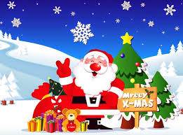 Merry Christmas Animated Pictures Free Download