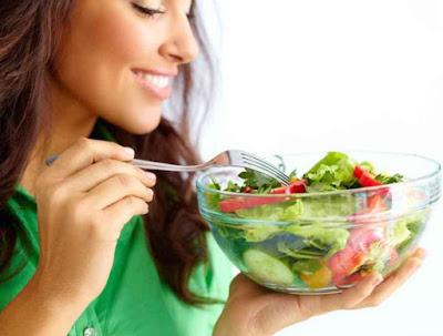 Hidup Sehat dengan Menjadi Vegetarian