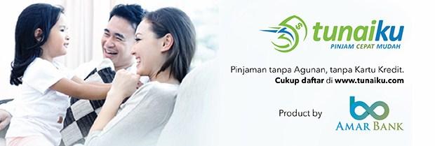 Pinjaman Online Pribadi Tunaiku Amar Bank