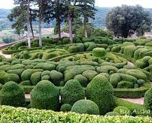 Jardines de Marqueyssac-Fotografía