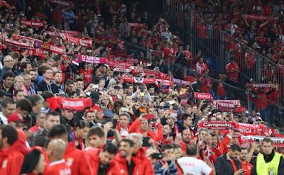 Benfica Futebol Emigrantes
