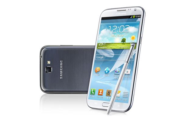 thay mặt kính Samsung Galaxy Note 2 uy tín ở TP.HCM