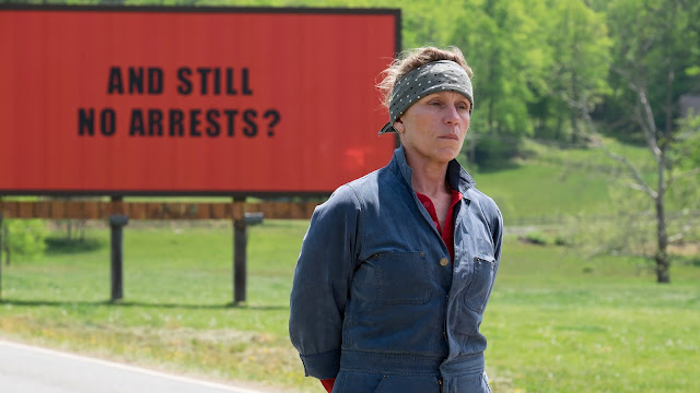 [Review] Three Billboards Outside Ebbing, Missouri 2