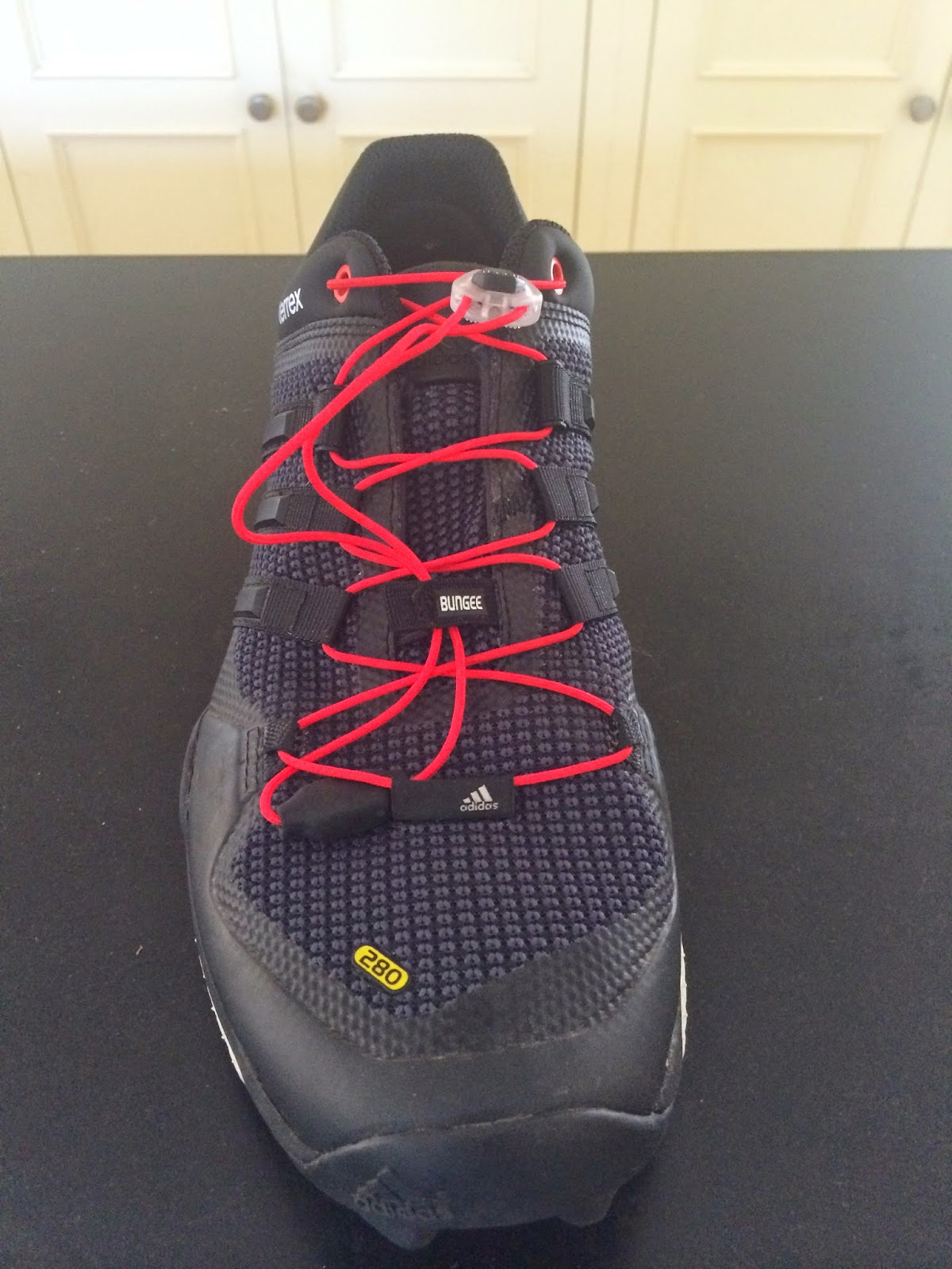 e34b970c07540 Road Trail Run  Initial Review  adidas Terrex Boost- Trail Monster ...