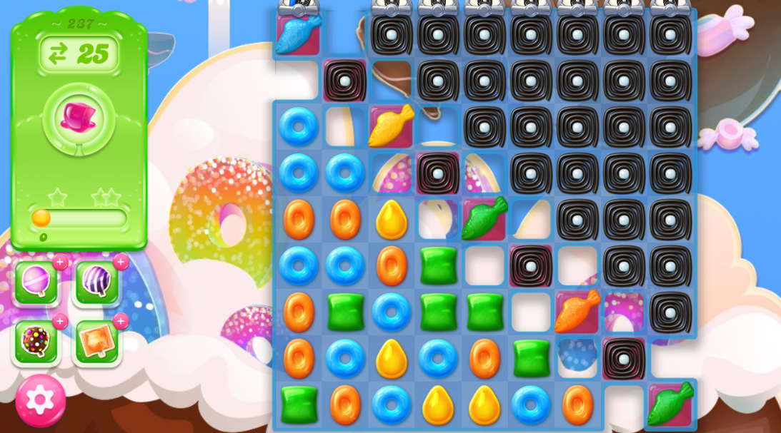 Candy Crush Jelly Saga 237