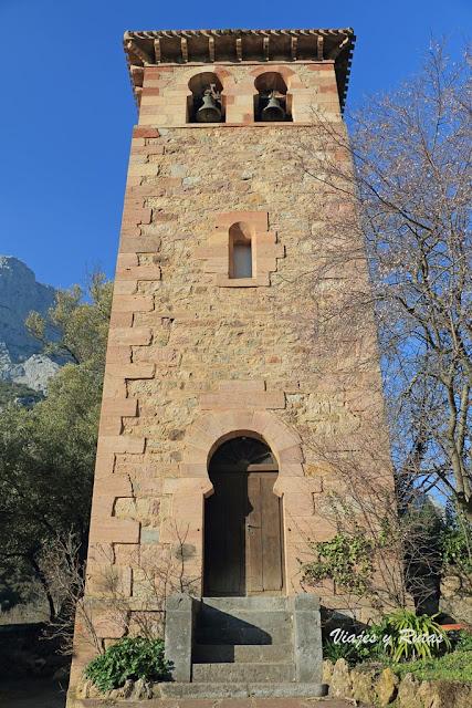 Torre de Santa María de Lebeña