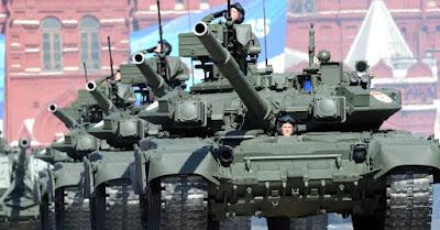 когда День танкиста в России в 2017 году