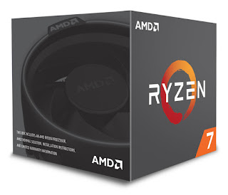 AMD Ryzen 7 1700 - box