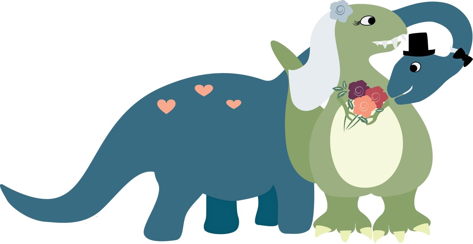 Dinosaur Wedding Invitations: Dinosaur Wedding Invitation Ideas