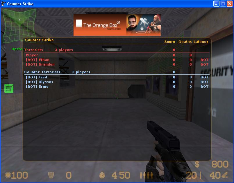 Counter strike 1. 6 download protocol 48 windows 8 youtube.