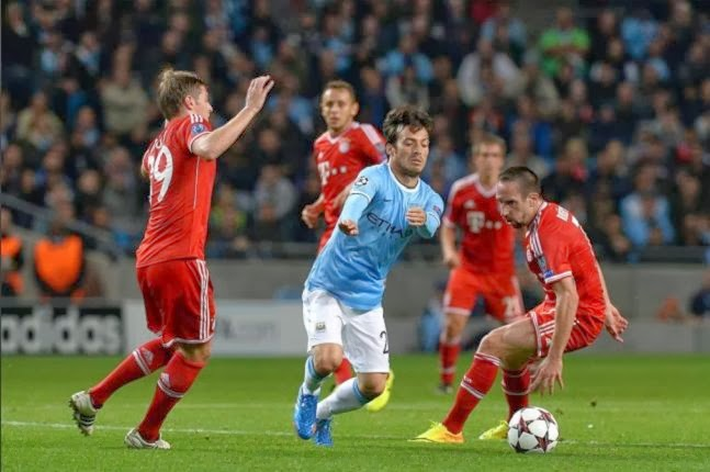 Bayern Vs City