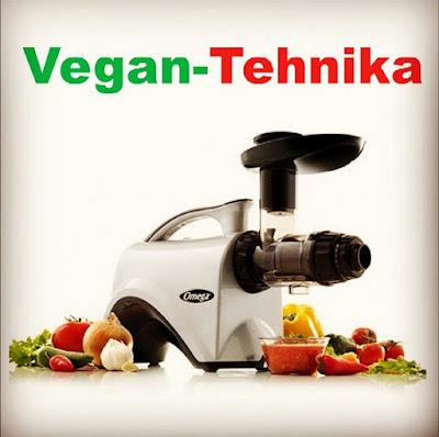 Vegan-Tehnika - техника для здорового питания
