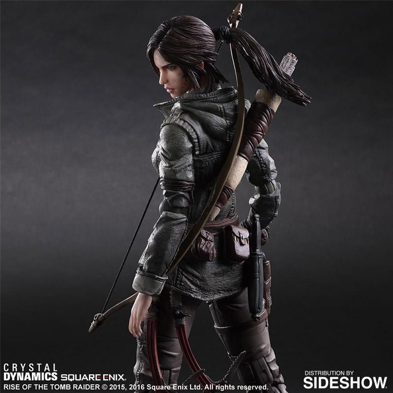 Sg Toys Tomb Raider Lara Croft Play Arts Kai