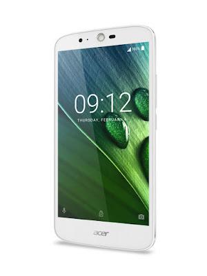 Spesifikasi Acer Liquid Zest Plus dengan Baterai 5,000 mAh dan Android Marshmallow