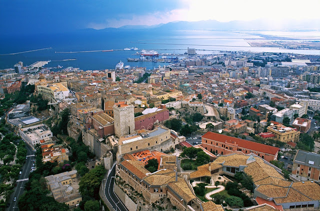 Top 5 Things to See in Cagliari, Sardinia Italy