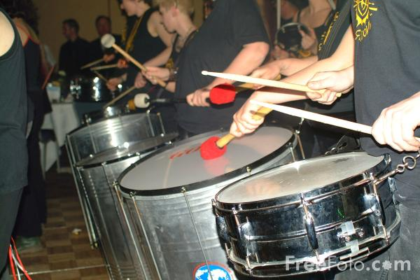 Image: Drumming (c) FreeFoto.com