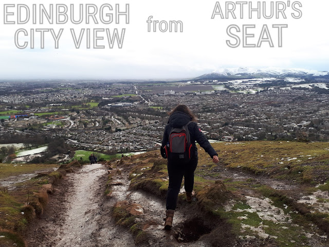 Edinburgh Scotland - Arthur's Seat